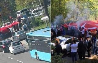 Almanya'daki Türk düğünü ülkeyi karıştırdı