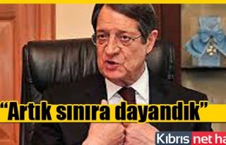 Anastasiadis mülteci soruna ilişkin Türkiye'yi...