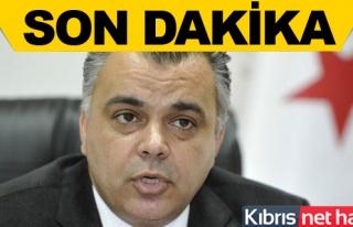 Asım İdris görevinden istifa etti