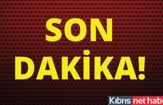 Boğaz-Girne yolunda kaza !!!