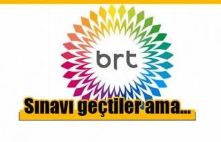 BRT'de İşler Karıştı