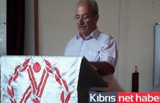Çağ-Sen Başkanı yeniden Davulcu