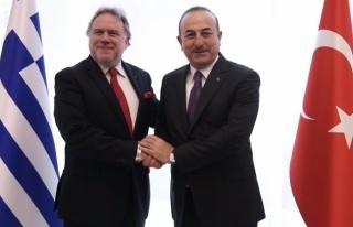 Çavuşoğlu ile Katrugalos'tan kritik açıklamalar!