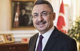 Cumhurbaşkanı Yardımcısı Fuat Oktay'dan ilk açıklama