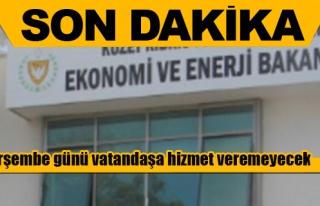 Enerji Bakanlığı'nda Elektrik Kesintisi Olacak!