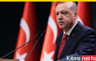 Erdoğan'dan 'Ayasofya' açıklaması