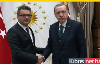 Erhürman, Erdoğan ile Bugün Görüşüyor