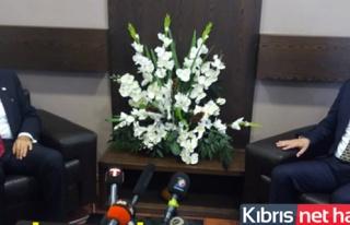 Ersin Tatar UBP'nin yeni başkanı