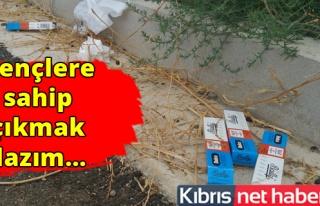 Gençlerimiz bali kurbanı!!!