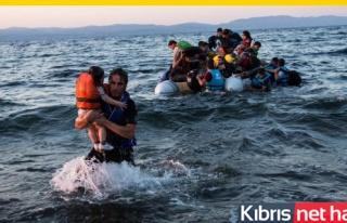 Göçmenleri Taşıyan Tekne Battı, 1 Çocuk Öldü