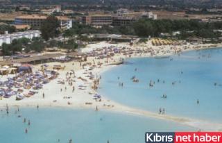 Güney Kıbrıs'ın turizm geliri