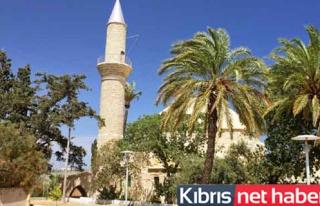 Hala Sultan'da arkeolojik kazı