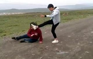İki genç kıza korkunç işkence!
