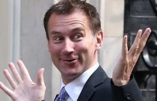 İngiltere'nin yeni Dışişleri Bakanı Jeremy Hunt