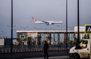 İstanbul Havalimanı'nda uçuşlar başladı