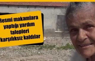 Kıbrıs Türk halkı Şerife teyzeye yardım için...
