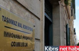 Kıbrıslı Rumlar Taşınmaz Mal Komisyonu'ndaki...