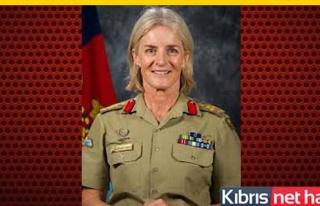 Kıbrıs'taki Barış Gücünün Yeni Komutanı...