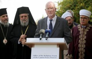 Kıbrıs'taki dini temsilcilerden ortak açıklama