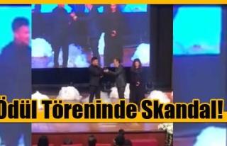 KKTC-Türkiye Yılın En İyileri Ödül Töreninde...