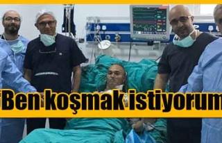 KKTC'de İlk Kalp Nakli Yapıldı!