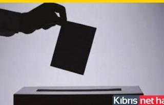KKTC'de oy verme 16 Haziran'da başlayacak