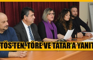 KTÖS, Töre Ve Tatar'ın Eleştirilerini Yanıtladı