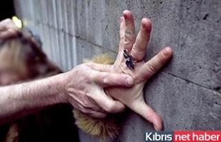 Lefkoşa'da taciz, 1 kişi gözaltında