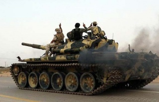 Libya'daki DAEŞ Operasyonları