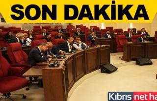 Mecliste çevre sorunu konuşuldu