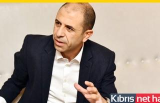 Özersay, Kılıçdaroğlu'na yapılan saldırıyı...