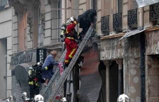 Paris'teki Patlama... Ölü Sayısı 2