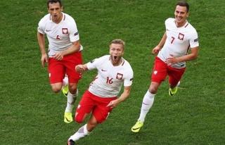 Polonya son 16'da