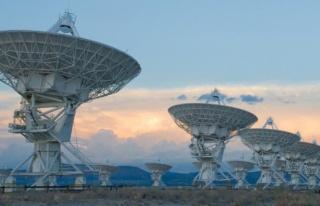 Radyo teleskobu güneş sistemi dışında manyetik...
