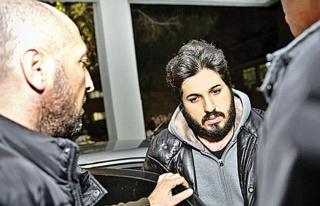 Rıza Sarraf hakkında yakalama kararı çıkarıldı