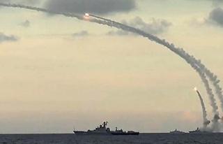 Rusya, Kıbrıs açıklarında kruz füzesi atacak