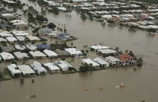 Sel Felaketinin İran'a Maddi Zararı 7,6 Milyar Dolar