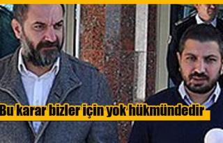 Sendikacılar Ali Kişmir ve Serkan Soyalan da Vicdani...