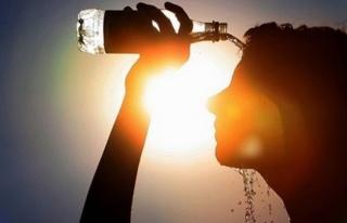Sıcaklarda alınması gereken önlemler