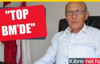Talat, Kıbrıs Sorununda Gelinen Aşamayı Değerlendirdi