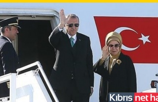 TC Başkanı Erdoğan'ın KKTC'ye gelecek