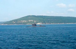 TCG I. İnönü Denizaltısı Ziyarete Açılıyor