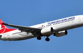 Türk Hava Yolları Uçağı Ercan'da Arıza Yaptı