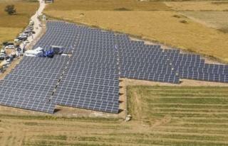 TURKCELL'in İlk Güneş Enerji Santrali KKYC'de Kuruldu