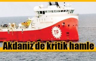 Türkiye, Doğu Akdeniz'deki doğalgaz arama sahasını...