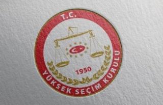 Türkiye'de 3 ilçe için yeniden seçim kararı !