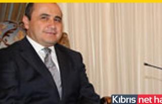 Türkiye'nin yeni Lefkoşa Büyükelçisi Ali Murat...