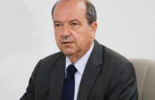 """UBP Başkanı Tatar: """" Dome Otel Peşkeş Çekilemez,..."""