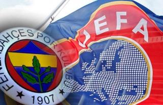UEFA resmen duyurdu! Fenerbahçe değişimi...
