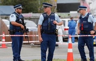 Yeni Zelanda'nın Christchurch kenti tekrar alarma...